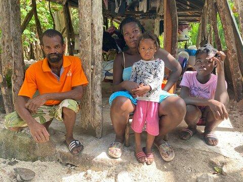 Haiti earthquake: 'Tonight we'll have a proper meal'