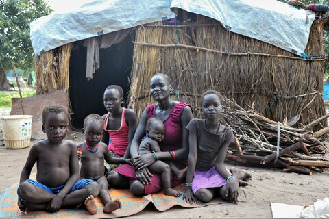 Conflict, climate change and hunger: A triangle of despair in South Sudan