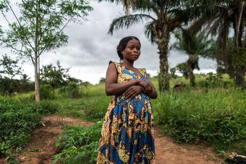 DRC: Cash grants power dreams of peace for survivors of conflict