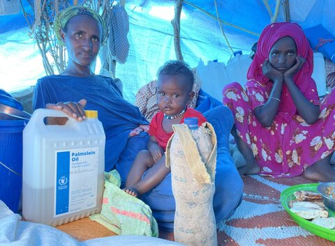 Terrified and displaced, families in northern Ethiopia hope for peace
