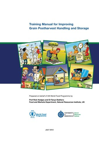 P4P Training Manual for Improving Grain Postharvest Handling and Storage