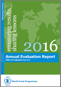 Annual Evaluation Report 2016