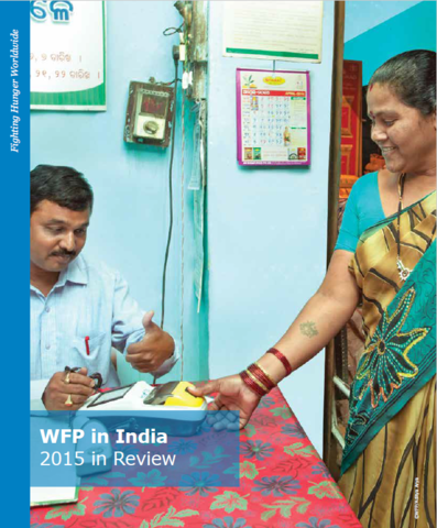 WFP in India: 2015 in Review