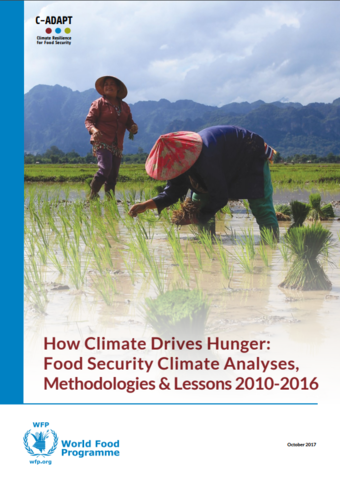 2017 - How Climate drives Hunger