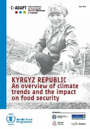 Climate Risk and Food Security in the Kyrgyz Republic: An Overview on Climate Trends and the Impact on Food Security