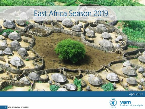 East Africa - The 2019 Season, April 2019