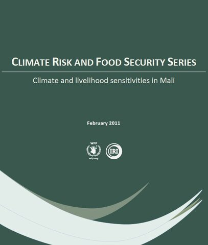 Climate Risk and Food Security: Climate and livelihood sensitivities in Mali