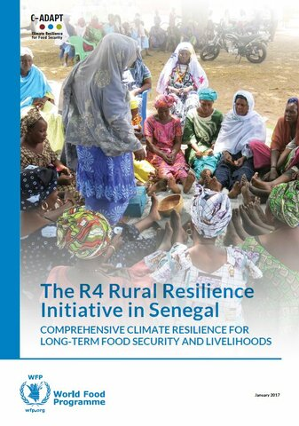 The R4 Rural Resilience Initiative in Senegal