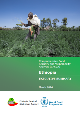 Ethiopia - Comprehensive Food Security and Vulnerability Analysis, 2014