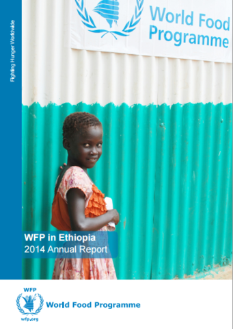 WFP Ethiopia Annual Report for 2014