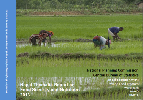 Nepal - Thematic Report on Food Security and Nutrition, March 2013