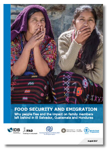 2017 - Food security and emigration - El Salvador, Guatemala and Honduras