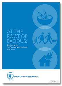 2017 - At the root of exodus: Food security, conflict and international migration