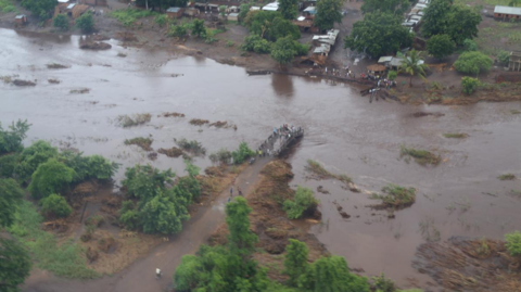 MOZAMBIQUE FLOODS 2015 RESPONSE AND RECOVERY PROPOSAL