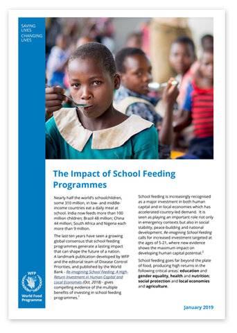 School feeding programmes