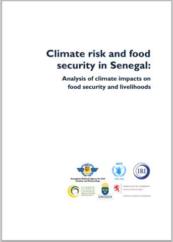 Climate risk and food security in Senegal: Analysis of climate impacts on food security and livelihoods