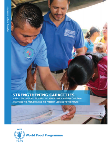 Strengthening capacities in food security and nutrition in Latin America and the Caribbean: Analysing the past, building the present, and looking to the future