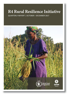 R4 Rural Resilience Initiative Quarterly Report Oct-Dec 2017