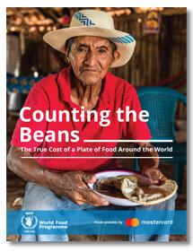 2017 - Counting the Beans - the true cost of a plate of food around the world
