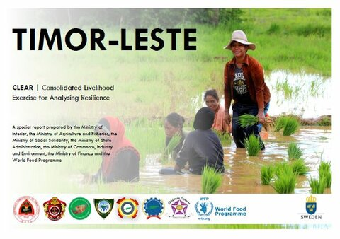 Timor-Leste: Consolidated Livelihood Exercise for Analysing Resilience