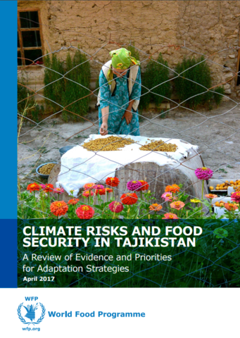 2017 - Climate Risks and Food Security in Tajikistan