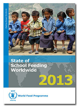 2013 - State of School Feeding Worldwide