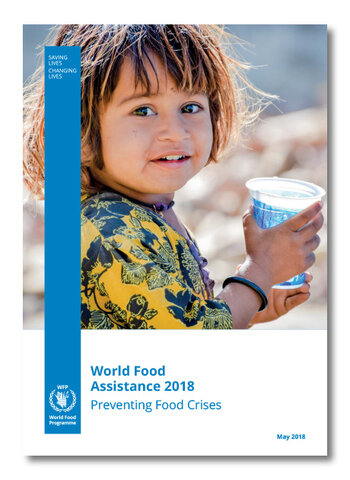 2018 - World Food Assistance - Preventing Food Crises