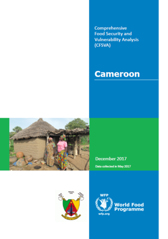 Cameroon - Comprehensive Food Security and Vulnerability Analysis (CFSVA), December 2017