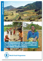2016 -  Food Assistance for Assets (FFA)  for Zero Hunger and Resilient Livelihoods Manual