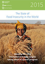 2015 - The State of Food Insecurity in the World 2015