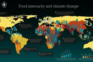 Maps Food Insecurity And Climate Change World Food Programme