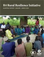 R4 Rural Resilience Initiative Quarterly Report Jan-Mar 2014