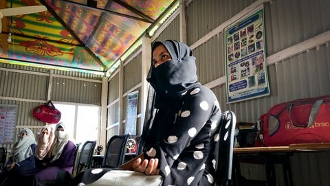 Bangladesh: 'I'm graduating, other girls are being forced to marry'