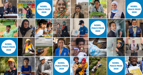 WFP accepts 2020 Nobel Peace Prize: Watch live from 13:00 hours (CET)