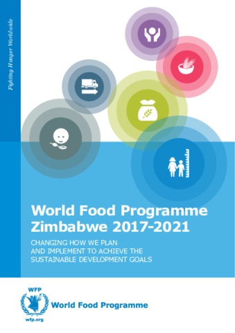 World Food Programme Zimbabwe 2017 2021 World Food Programme