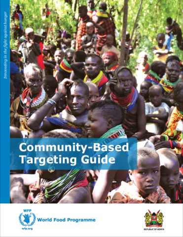Community-Based Targeting Guide