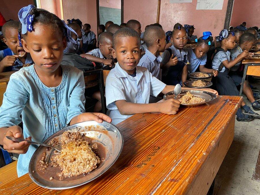 Haiti, Jeremie, Grand'Anse department, 3 December 2020