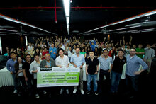 Groupon In Asia-Pacific Region Raises Over USD72,000 For The World Food Programme To Provide School Meals For Girls In Asia