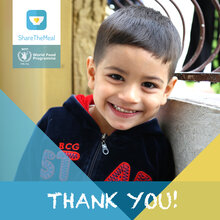 ShareTheMeal Launches New Goal Following Overwhelming Ramadan Support
