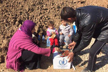 WFP Concerned About Desperate Reports Coming From Families Inside Western Mosul