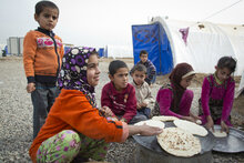 WFP Welcomes Kuwait Contribution To Food Assistance For Iraqis Affected By Mosul Crisis