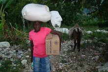 Helping the Rural Poor a Priority for Haiti 3 Years After the Earthquake: Says WFP