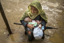 WFP Scales Up Food Distributions To People Fleeing Violence In Myanmar