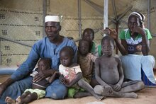 Burkina Faso at epicentre of dramatic humanitarian crises gripping central Sahel