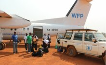 Vital UN Air Service risks being grounded in Central African Republic due to funding shortages