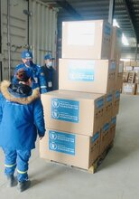 WFP provides lifesaving medical equipment supporting China's response to COVID-19