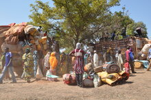 WFP Warns Of Regional Crisis Due To Mass Exodus From Violent Central African Republic