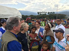 World Food Programme in Colombia needs US$46 million to urgently help 350,000 migrants from Venezuela