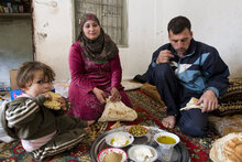 Unprecedented German Contribution To WFP Brings Hope To Millions In Syria Crisis