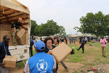 WFP Condemns Looting Of Food Warehouse In Juba, Still Assists Thousands Affected By Fighting